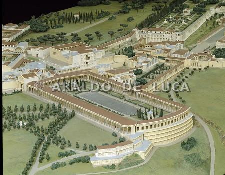 Plastici Villa Adriana